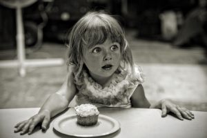 enfant-cupcake